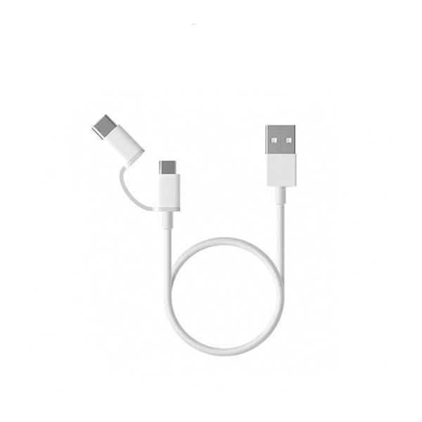 Xiaomi Mi 2 in 1 USB (Micro USB to Type C) 30cm